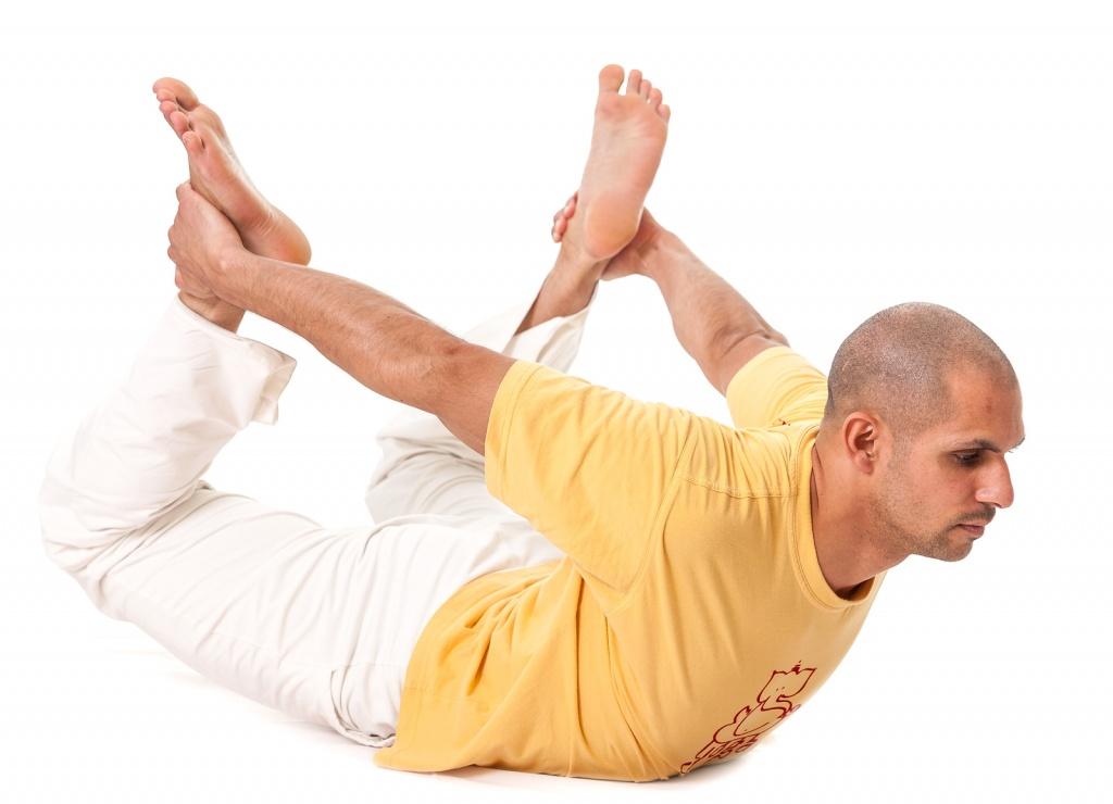 Online Yogastunde Am Mittwoch Mittelstufe Mit Themen Yoga Vidya Kassel